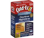 Cold-Eeze Daytime Nighttime Cold Remedy