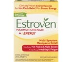 Estroven Maximum Strength Menopause Caplets