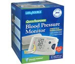 Lifesource Blood Pressure Monitor Quick Response Ua-787ej