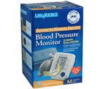 Lifesource Advanced Blood Pressure Monitor Manual Inflate Ua-705v