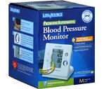 Life Source Premium Automatic Blood Pressure Monitor Medium Cuff
