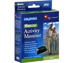 Life Source Wireless Activity Monitor XL