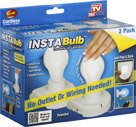 InstaBulb The Stick Up Light Bulb