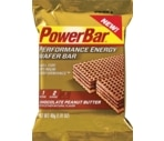 Power Bar Performance Energy Wafer Bar, 3 After Chocolate Peanut Butter