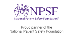 Proud partner of the National Patient Safety Foundation.