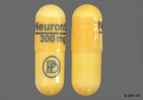 Neurontin 300mg Cap