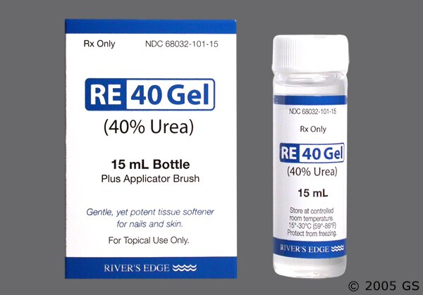 RE-40 Top Gel