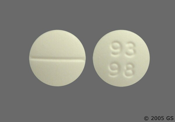 Captopril 100mg Tab