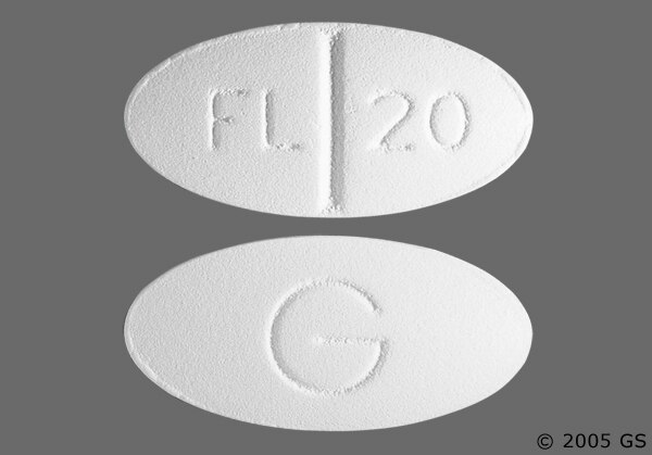 Fluoxetine 10mg Tablets