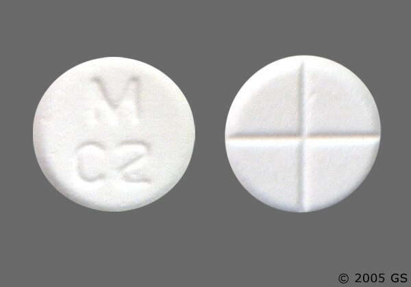 Captopril 25mg Tab