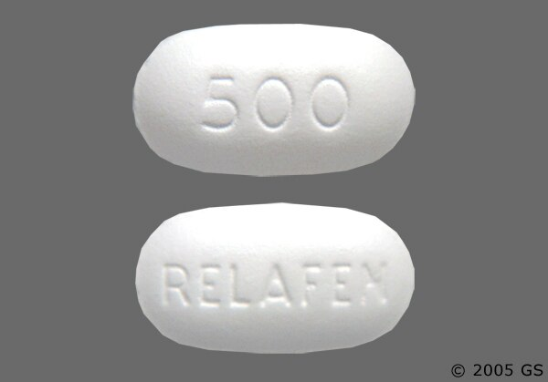 nabumetone, Relafen (Discontinued): Drug Facts, Side