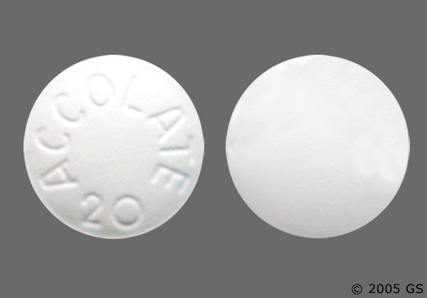 Accolate 20mg Tab