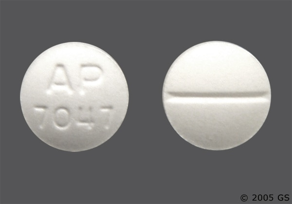 Captopril 50mg Tab