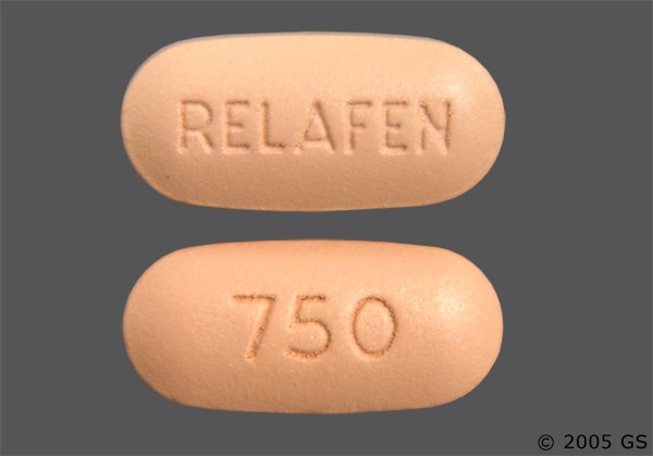 Relafen Oral Tablet Drug Information, Side Effects, Faqs